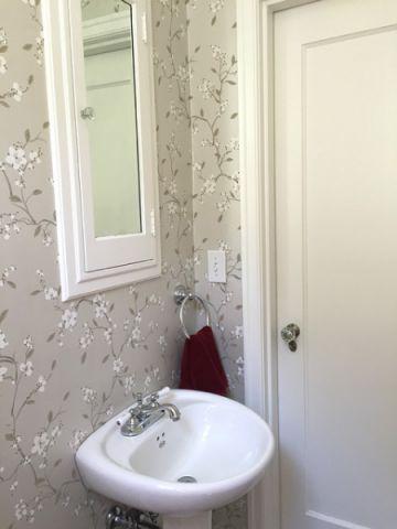 卫生间细节简欧风格装饰设计图片