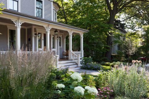 花园细节简欧风格装修图片