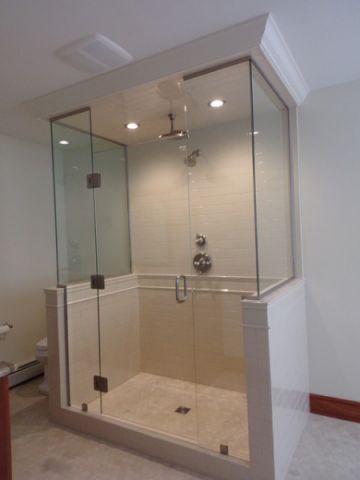 卫生间细节简欧风格装潢设计图片