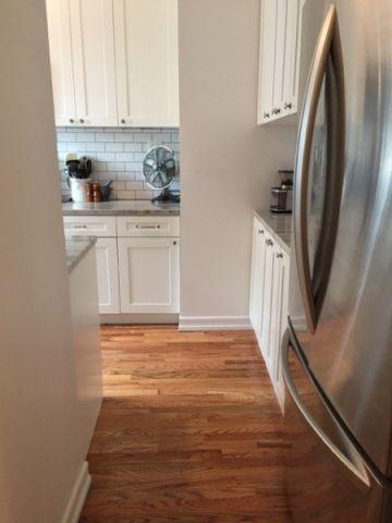 厨房走廊混搭风格效果图