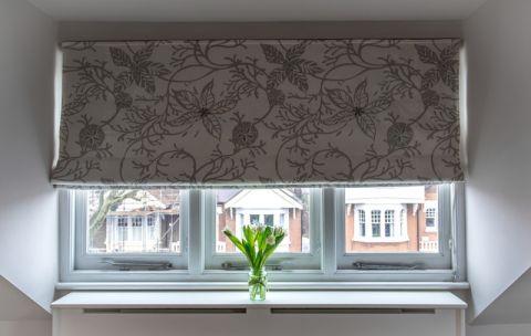 卧室飘窗混搭风格装修设计图片