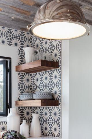 厨房细节混搭风格装修设计图片