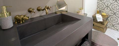 卫生间细节混搭风格装潢设计图片