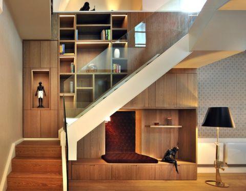 卧室楼梯现代风格装饰图片