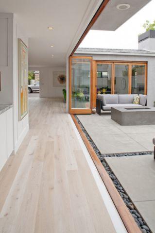 阳台走廊现代风格装饰设计图片