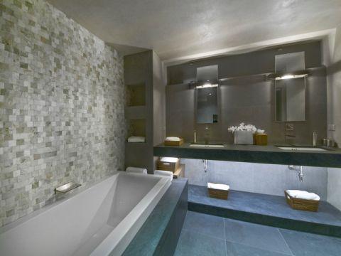卫生间细节现代风格装饰效果图