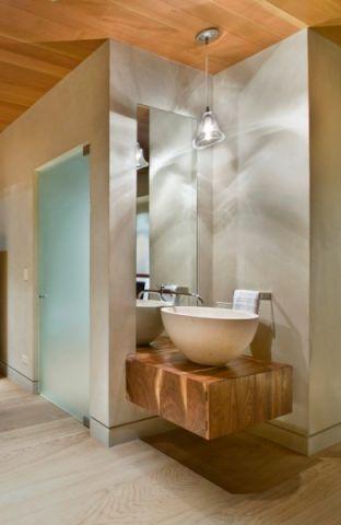 卫生间细节现代风格装潢效果图