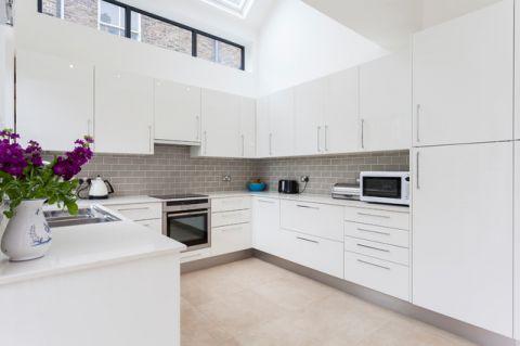 厨房细节现代风格装潢图片