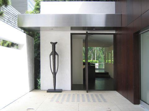 玄关门厅现代风格装饰效果图