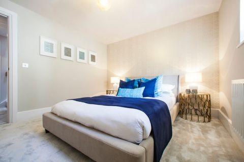 卧室细节现代风格效果图