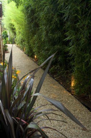 花园外墙现代风格装饰图片