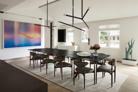 餐厅细节现代风格装潢设计图片