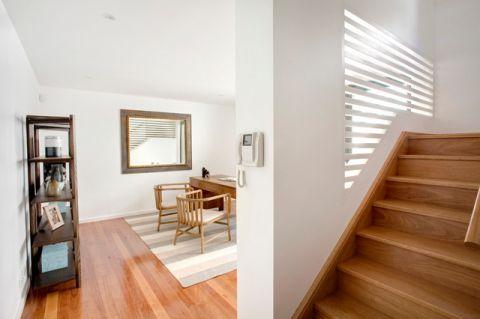 书房楼梯现代风格装饰设计图片