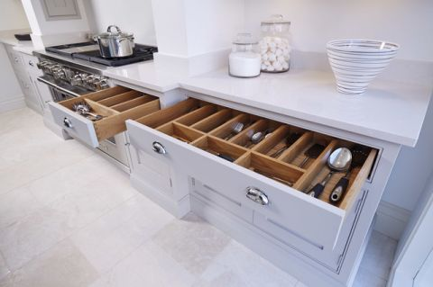 厨房细节美式风格装潢图片