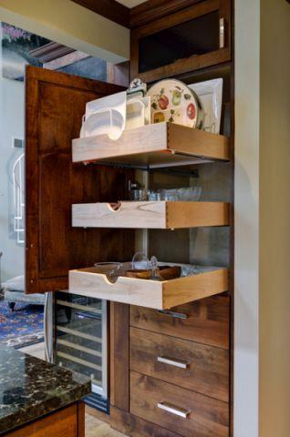 厨房细节美式风格装饰图片