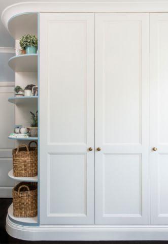 卧室橱柜美式风格装修图片