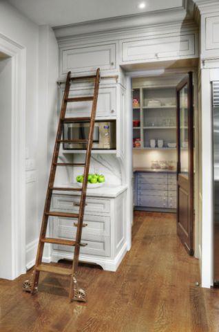 品质生活美式风格厨房装修效果图_土拨鼠2017装修图片大全