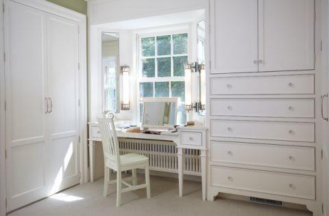 卧室橱柜美式风格装修效果图