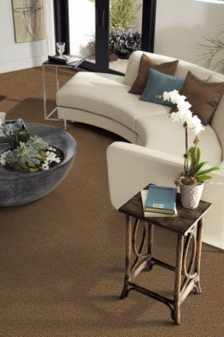 客厅米色细节美式风格装饰设计图片