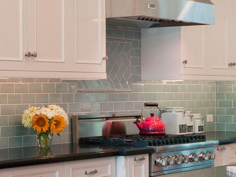 厨房米色细节美式风格装饰设计图片