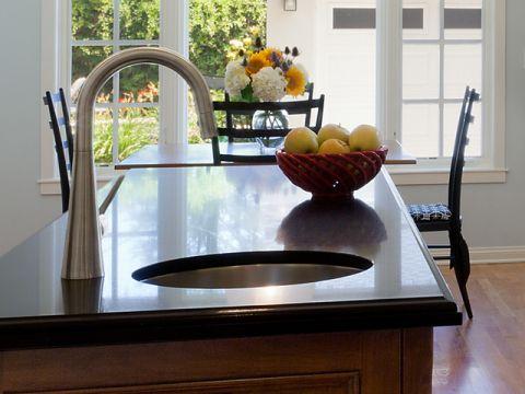 厨房米色细节美式风格装潢效果图
