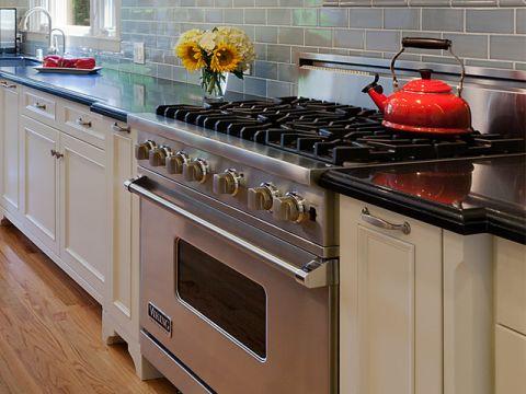 厨房米色细节美式风格装修图片