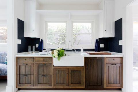 卫生间米色细节美式风格装潢效果图