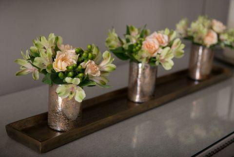 客厅彩色细节美式风格装修图片