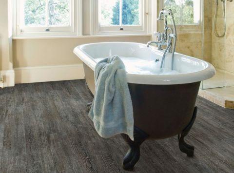 卫生间米色简欧风格装饰设计图片