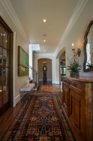 玄关走廊简欧风格效果图