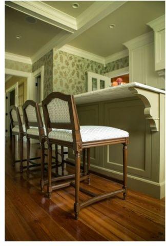 厨房餐桌简欧风格装修效果图