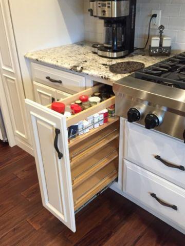 厨房细节简欧风格装饰图片