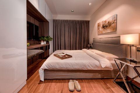 卧室细节简欧风格装潢图片