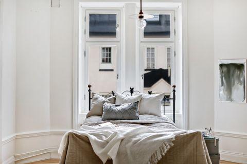 卧室窗台简欧风格效果图