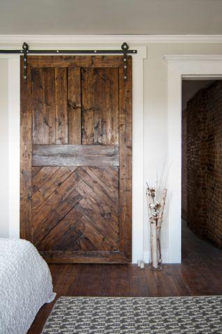 卧室门厅混搭风格装修效果图
