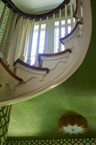 玄关吊顶混搭风格效果图