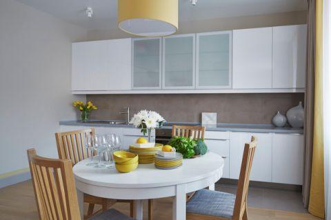 厨房橱柜现代风格装潢效果图