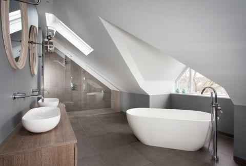 卫生间细节现代风格效果图