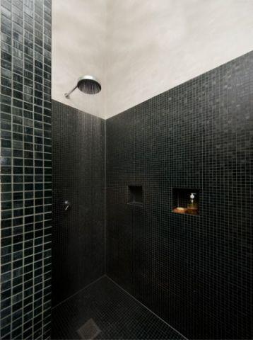 卫生间背景墙现代风格装潢设计图片