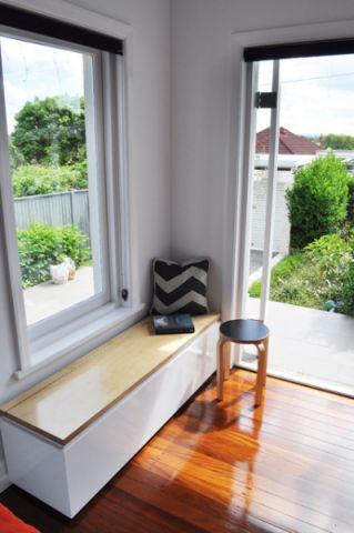 儿童房飘窗现代风格装修图片