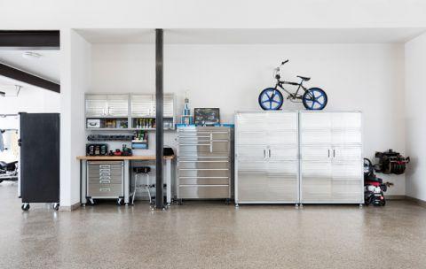 车库细节现代风格装潢图片