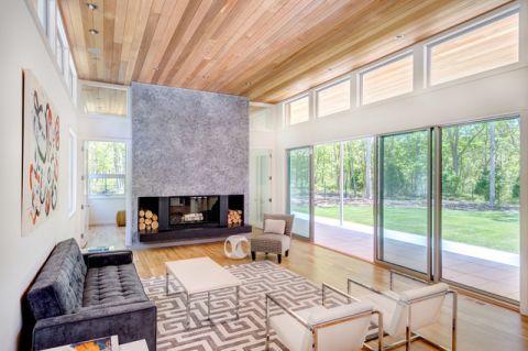客厅细节现代风格装饰设计图片