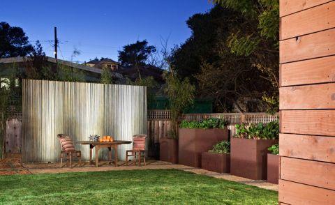 花园细节现代风格装饰设计图片