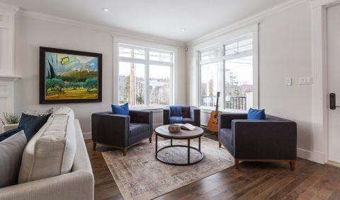 2019现代客厅装修设计 2019现代沙发装修图