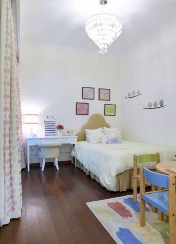 儿童房窗帘现代风格装修图片