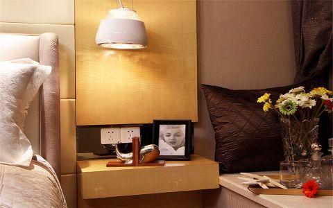 卧室照片墙现代简约风格装修图片