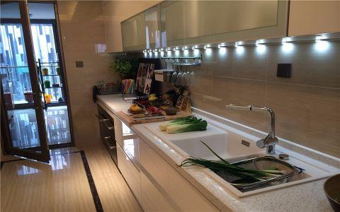 厨房细节现代简约风格装饰图片
