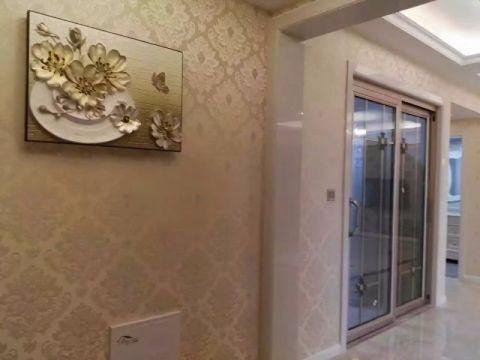 玄关门厅简欧风格装修效果图