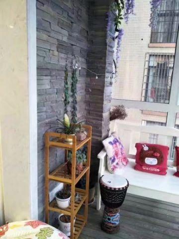 阳台细节简约风格装修图片
