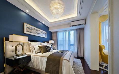 卧室窗帘新古典风格装修效果图